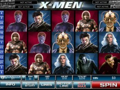 X-Men pokieslots77.com Playtech 1/5