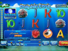 Dolphin Cash - Playtech