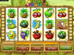Freaky Fruits pokieslots77.com GamesOS 1/5