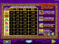 Rainbow Riches pokieslots77.com Barcrest 2/5