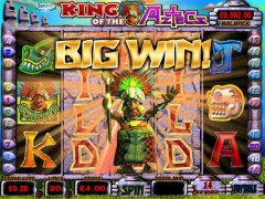 King of the Aztecs pokieslots77.com Barcrest 4/5