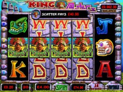 King of the Aztecs pokieslots77.com Barcrest 5/5