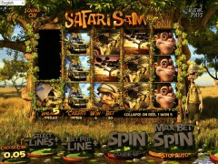 Safari Sam pokieslots77.com Betsoft 4/5