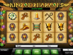 King of Pharaohs pokieslots77.com Omega Gaming 1/5