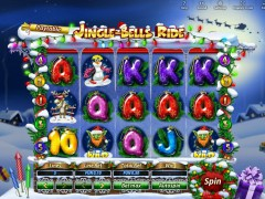 Jingle-Bells Ride pokieslots77.com Viaden Gaming 1/5