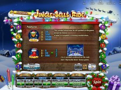 Jingle-Bells Ride pokieslots77.com Viaden Gaming 2/5