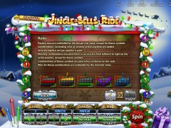Jingle-Bells Ride pokieslots77.com Viaden Gaming 3/5