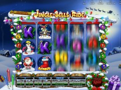 Jingle-Bells Ride pokieslots77.com Viaden Gaming 4/5