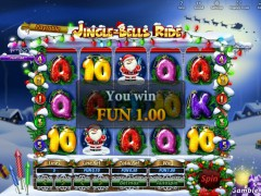 Jingle-Bells Ride pokieslots77.com Viaden Gaming 5/5