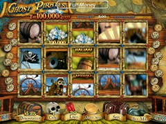 Ghost Pirates pokieslots77.com NextGen 4/5