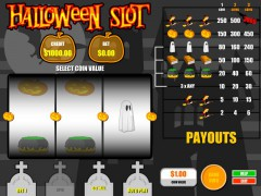 Halloween Slot - Leander Games