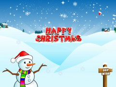 Happy Christmass - Leander Games
