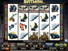Batman pokieslots77.com CryptoLogic 1/5