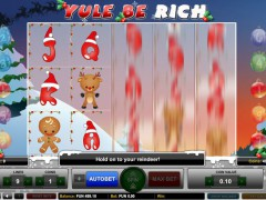 Yule Be Rich pokieslots77.com 1X2gaming 4/5