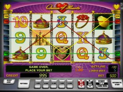 Queen of Hearts pokieslots77.com Gaminator 2/5