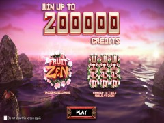 Fruit Zen pokieslots77.com Betsoft 1/5