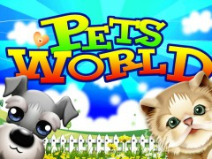 Pets World - Spadegaming