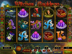 Witches Cauldron - Topgame