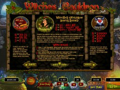 Witches Cauldron pokieslots77.com Topgame 2/5