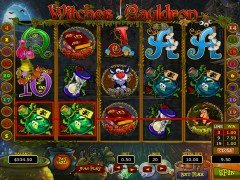 Witches Cauldron pokieslots77.com Topgame 5/5