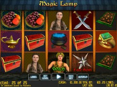 Magic Lamp pokieslots77.com World Match 2/5