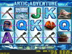 Artic Adventure pokieslots77.com World Match 5/5