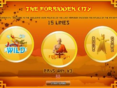 The Forbidden City pokieslots77.com World Match 1/5