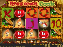 Mexican Cook pokieslots77.com World Match 2/5