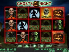 Ghosts' Night pokieslots77.com World Match 2/5