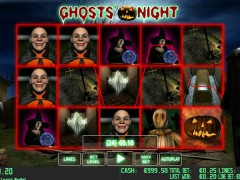 Ghosts' Night pokieslots77.com World Match 5/5