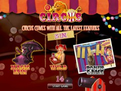 Circus - World Match