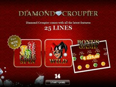Diamond Croupier pokieslots77.com World Match 1/5