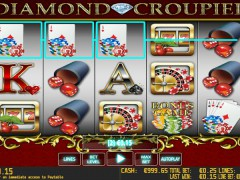 Diamond Croupier pokieslots77.com World Match 3/5