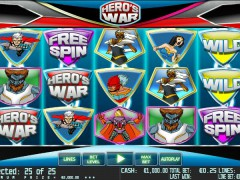 Hero War pokieslots77.com World Match 2/5
