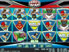 Hero War pokieslots77.com World Match 4/5