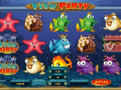 Fish Party - Microgaming