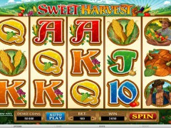Sweet Harvest - Microgaming