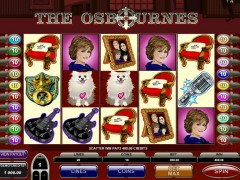 The Osbournes pokieslots77.com Microgaming 1/5