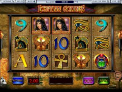 Egyptian Goddess pokieslots77.com William Hill Interactive 1/5
