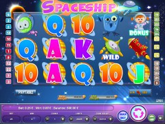 Spaceship pokieslots77.com Wirex Games 1/5