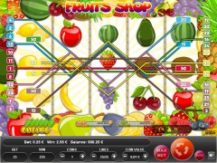 Fruit Shop pokieslots77.com Wirex Games 5/5
