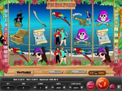 Pink Rose Pirates pokieslots77.com Wirex Games 1/5