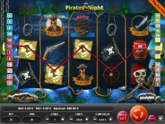 Pirates Night pokieslots77.com Wirex Games 4/5
