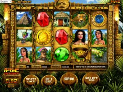 Aztec Treasures pokieslots77.com Betsoft 1/5