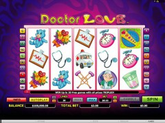 Dr Love - Microgaming