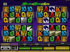Mega Spins Break Da Bank - Microgaming