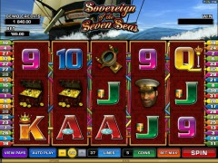 Sovereign Of The Seven Seas pokieslots77.com Microgaming 3/5