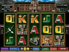 In It To Win It - Microgaming