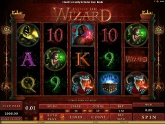 Path Of The Wizard - Microgaming