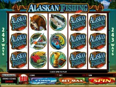 Alaskan Fishing - Microgaming